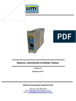 Manual Conversor Ethernet Serial(1)