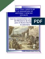 Libro de Historia y Ciencias Sociales