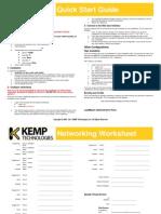KempTechQuick Start Guide
