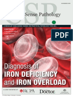 Diagnosis of Iron Deficiency and Iron Overload Nov 06
