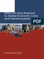 How Can Asia Respond to Global Economic Crisis and Transformation (ADB, 2012)