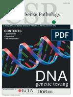 DNA Genetic Testing, Mar04, Prof Ron Trent