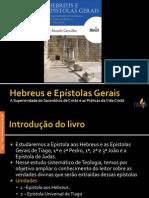 Unidade I - Hebreus e Epístolas Gerais.ppsx