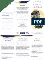 VOCA Brochure