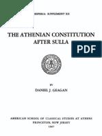 Constitutia Ateniana dupa Sulla