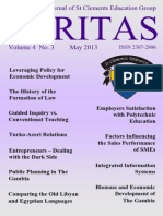 3-VERITAS Volume 5 Number 1 - September 2013 - Sales Problem and the Solutions of SMEs in Cambodia