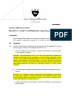 Summary Report Dietetics_draft Responses_110714