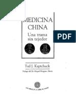 Medicina China Una Trama Sin Tejedor[1]