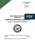 Composite Materials Handbook