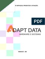Portifolio Adapt Data