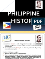 Philippine History Contents