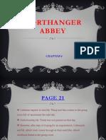 Northanger Abbey Presentation