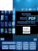 start tv channel in india