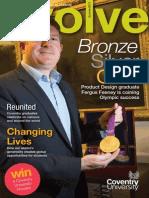 Evolve Magazine - Spring 2013