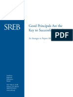 Six Strategies to Prepare More Good Prinicipals