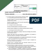 Gestão Estratégica - Respostas AA 1 e 2