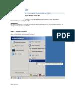 Instalação AD - Windows Server 2003