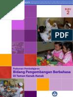 Pembelajaran Bahasa Di Tk