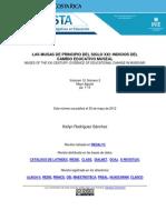 Musas Principio Siglo Xxi Indicios Cambio Educativo Museal Rodriguez