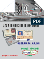 101 Introduction to Safe Driving English
