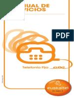 Euskaltel Usuario Telefonia Fija Cast