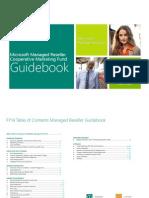 FY14 MR Coop Guidebook