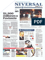 Planas de medios impresos en México-Lun-07-oct-2013