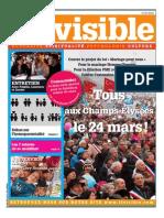 Tous Pour Le Mariage - La Manif Pour Tous: Hors série du journal l1visible sur le Mariage pour tous, et en particulier la Manif pour tous de janvier et mars 2013