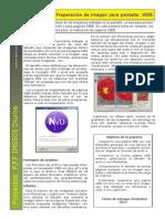 Proyecto 04 Preparación de imagen para pantalla WEB