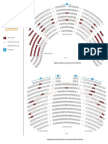 Ford's Theatre Seating Chart 2009-2010 Season