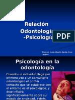 Psicologia en La Odontologia