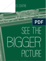 """""""See the Bigger Picture"""" private sector fundraising brochure for Legal Assistance Centre   Draft version"""