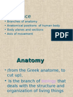 Branches of Anatomy by dr iram iqbal
