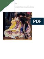 Antologia de La Diversidad Folklorica Mexicana