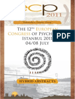 Copy of 2011 Istanbul Hybrid Abstracts