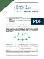 Práctica 4 - Caracterización térmica