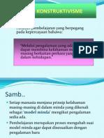 TEORI KONSTRUKTIVISME (1)
