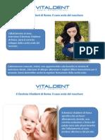 Maternità e cavo orale, interviene il Dentista Vitaldent di Roma