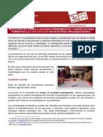 3ers Sector_Reflexion en Torno a Algunas Herramientas y Modelos Para Fomentar La Prticipacion en Nuestras Organizaciones