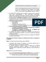 Criterios Para Solicitar El Auspicio de UNESCO Nsmail-58