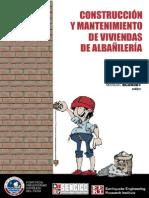 CONSTRUCCIÓN Y MANTENIMIENTO DE VIVIENDAS DE ALBAÑILERÍA-Marcial blondet