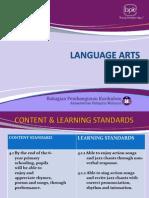 Presentationbpk Language Arts