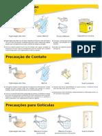 Anvisa - Medidas de Precaução contra a Influenza A