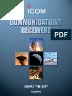 ICOM Receivers