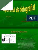 Aparatul de Fotografiat