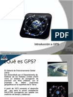 Introducción  a GPS