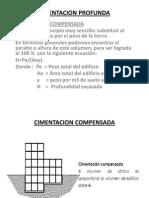 CIMENTACION PROFUNDA
