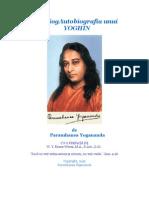 Autobiografia unui Yoghin Paramhansa Yogananda