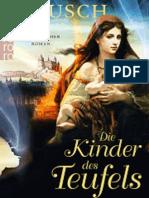 Rausch, Roman Die Kinder Des Teufels
