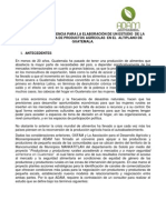 TDRs Estudio de Mercado Final ADAM